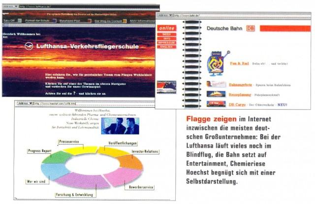 Seiten aus Global Online 1996-02
